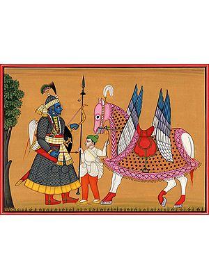 Kalki, The Tenth Incarnation of Vishnu