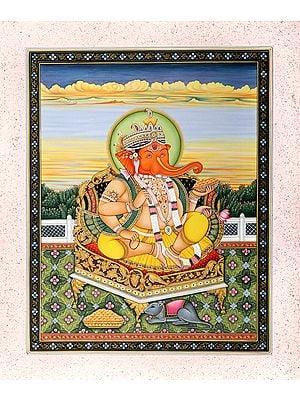 Glorious Lord Ganesha