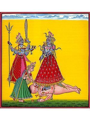 Tantric Devi Series
