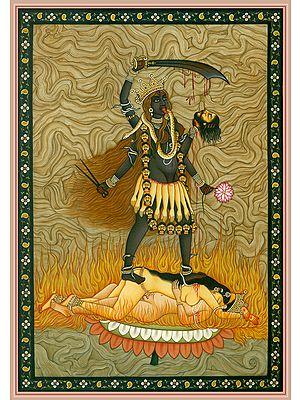 Mahavidya Devi Tara