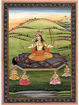 Tripura-Sundari