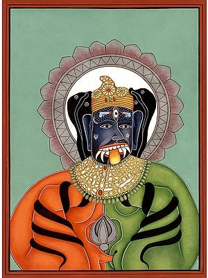 Bhairava, The Supreme: The Ferocious Manifestation of Shiva