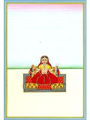 Mahavidya Devi Bhuvaneshvari