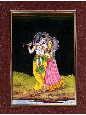 The Inseparable Radha Krishna