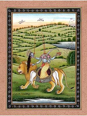 Simhavahini Devi Chhinnamasta