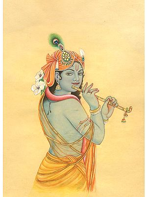 Krishna's Sideward Glance