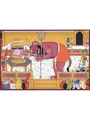 In the Court of Ravana