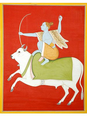 Shiva The Archer