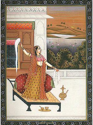 Love-Lorn Ragini Gunakali