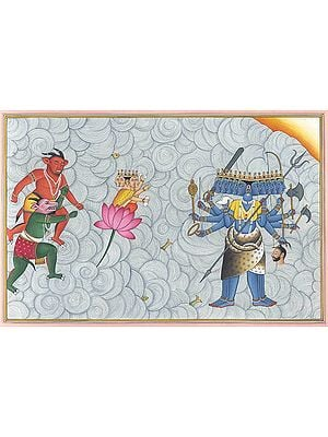 Mahakali - The Goddess Who Rules Over Time