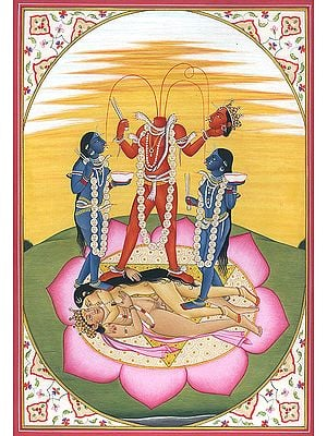 The Tantrik Sadhana of Mahavidya Chinnamasta