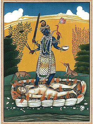 Mahavidya Goddess Tara