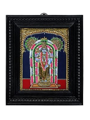 """11"""" x 13"""" Bhagawan Guruvayur 