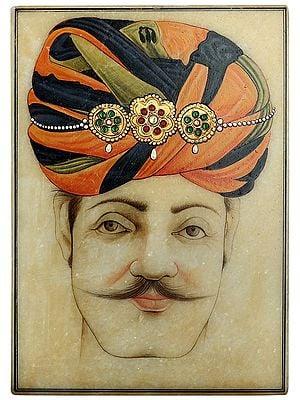 The Chivalrous Rajasthani Man
