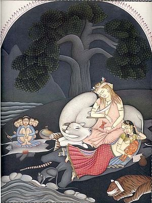 Shiva and Family