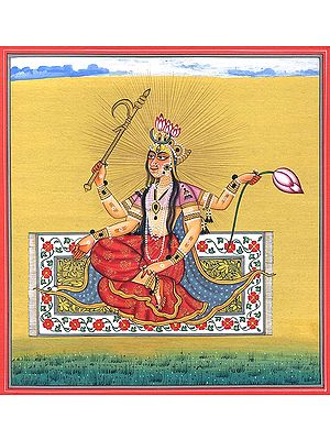 Tantric Form of Devi