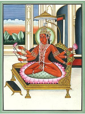 The Mahavidya Bhuvaneshvari
