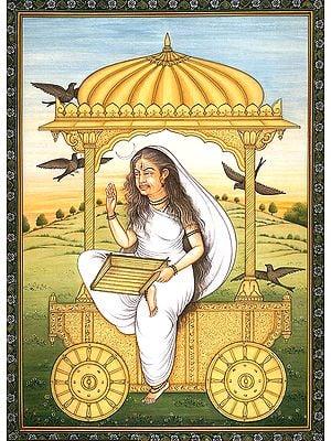 Devi Dhumavati, The Most Unusual Of The Mahavidyas