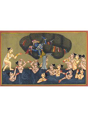 Vastraharan Lila