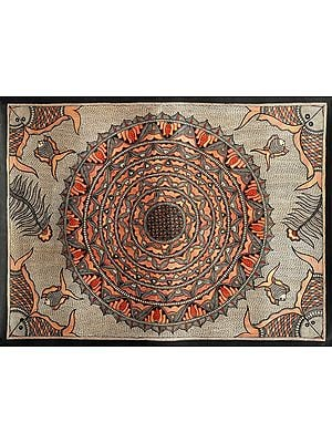 Marine Mandala Art