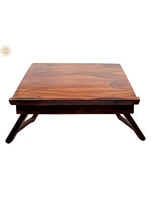 Wooden Writing Desk Table Top With Adjustable Height