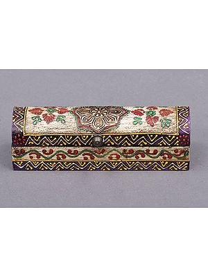 """2"""" Small Hand Painted Decorated Boxes 
