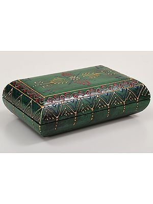 """2"""" Hand Painted Decorated Boxes 
