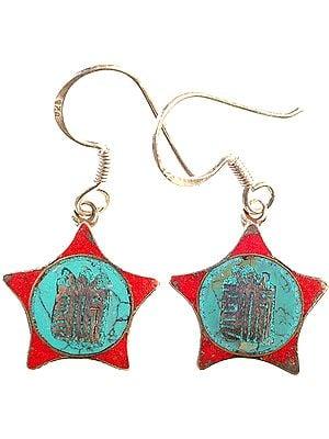 Kalachakra Earrings