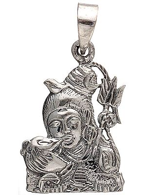 Shiva Relieving the World of Poison (pendant)