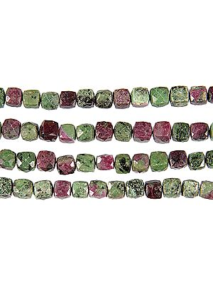 Faceted Ruby Zoisite Boxes