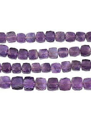 Faceted Amethyst Boxes