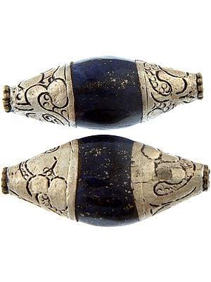 Lapis Lazuli Beads (Price Per Piece)