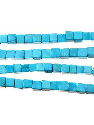 Turquoise Cuboids