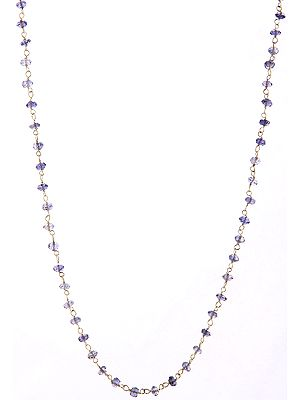 Sapphire Chain to Hang Pendants