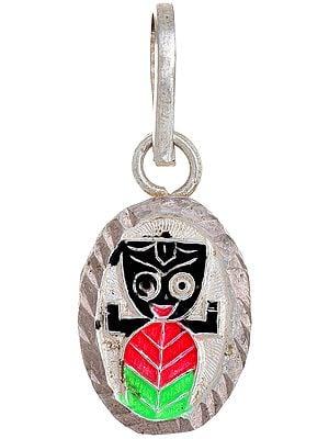 Lord Jagannatha Pendant
