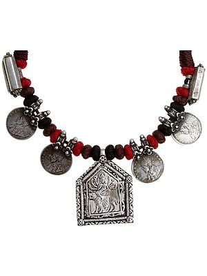 Durga-Yantra Necklace
