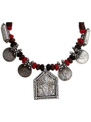 Durga-Yantra Necklace