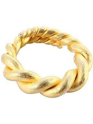 Sterling Gold Plated Ring