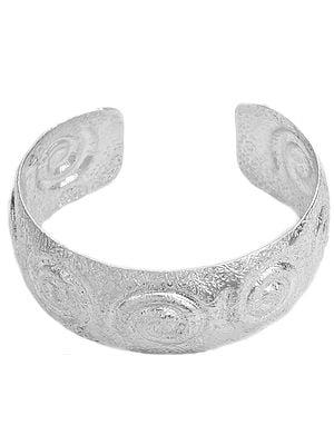 Sterling Spiral Bracelet