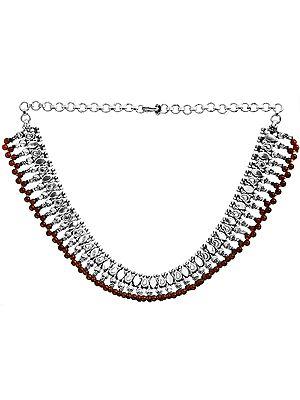 Carnelian Fine Necklace
