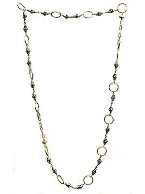 Sterling Gold Plated Necklace