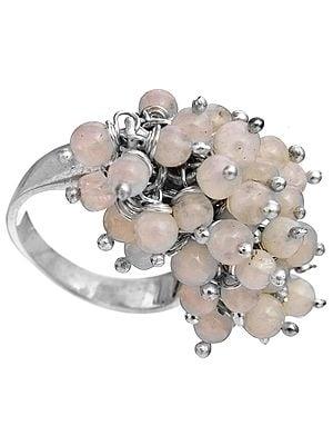 Moonstone Gypsy Ring