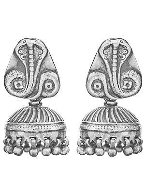 Kundalini Post Earrings