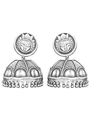 Lord Surya Post Earrings