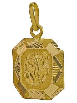 Lord Hanuman Pendant