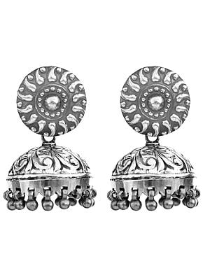 Ethnic Jhumki Earrings
