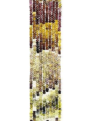 Tondu Sapphire Israel Cut Rondells