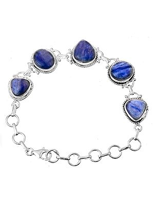 Multi-Shape Kyanite Bracelet