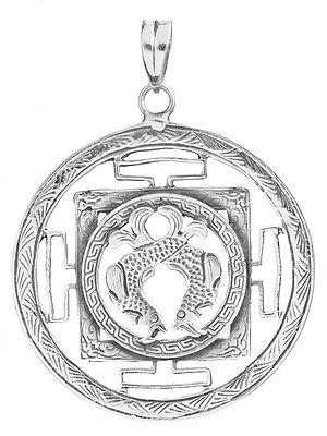 Fish Pair Pendant (Ashtamangala)