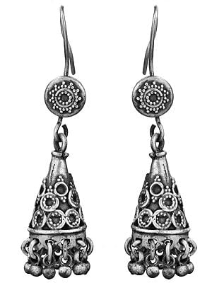 Cone Chandelier Earrings